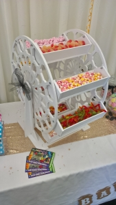 candy ferris wheel hire, candy buffet,, retro sweets, haribo sweets, candy ferris wheel hire blackpool
