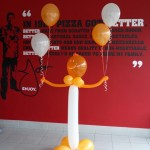 Corporate Balloons, themed balloons blackpool, helium balloons blackpool