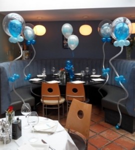 themed balloons, bubble balloons blackpool, birthday balloons blackpool