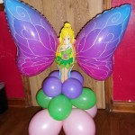 Fairy Balloon on balloon base