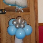 Tatty Teddy themed birthday display