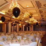 70th balloons, party balloons blackpool, blackpool balloon delivery