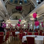 30th balloons, party balloons blackpool