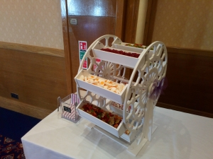 candy buffet, candy ferris wheel hire blackpool, haribo sweets, retro sweets