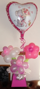 mothers day balloons, box of balloo0ns, flowers blackpool, balloon delivery blackpool, mothers day balloon delivery, blown away balloons blackpool