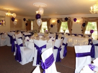 Wedding Balloons, Balloon Arch, helium balloons blackpool, wedding balloons blackpool, blown away balloons blackpool